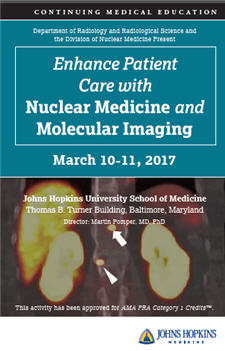 Enhance Patient Care with Nuclear Medicine and Molecular Imaging Banner