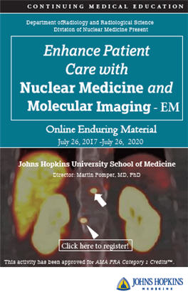 Enhance Patient Care with Nuclear Medicine and Molecular Imaging - EM Banner