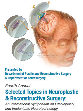 Fourth Annual Selected Topics in Neuroplastic and Reconstructive Surgery Banner