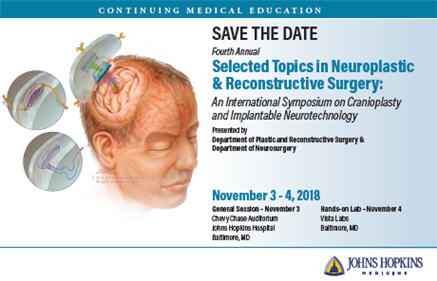 80045719 - Fourth Annual Selected Topics in Neuroplastic and Reconstructive Surgery Banner