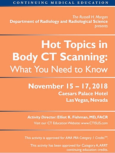 Hot Topics in Body CT Scanning: What You Need to Know Banner