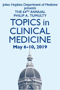 80047968 - 64th Annual Philip A. Tumulty Topics in Clinical Medicine Banner