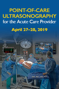 80048570 - Point-of-Care Ultrasonography for the Acute Care Provider Banner