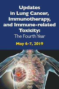 80048983 - Updates in Lung Cancer, Immunotherapy, and Immune-related Toxicity: The Fourth Year Banner