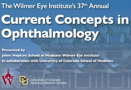 80048992 - The Johns Hopkins Wilmer Eye Institute's 37th Annual Current Concepts in Ophthalmology Banner