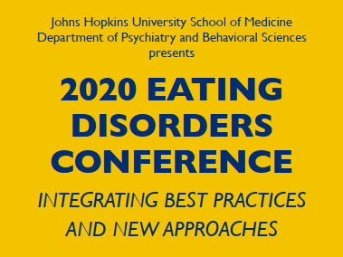 2020 Eating Disorders Conference: Integrating Best Practices and New Approaches Banner