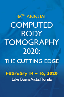80049925 - 36th Annual Computed Body Tomography 2020:  The Cutting Edge Banner
