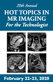 80050359 - 20th Annual Hot Topics in MR Imaging for the Technologist Banner