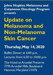 80050428 - Update on Melanoma and Non-Melanoma Skin Cancer Banner