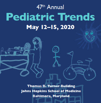 47th Annual Pediatric Trends Banner