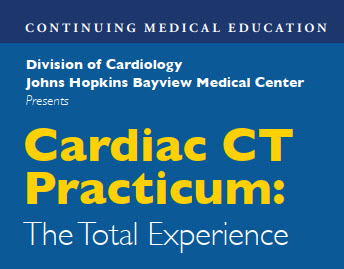 Cardiac CT Practicum: The Total Experience May 2021 Banner