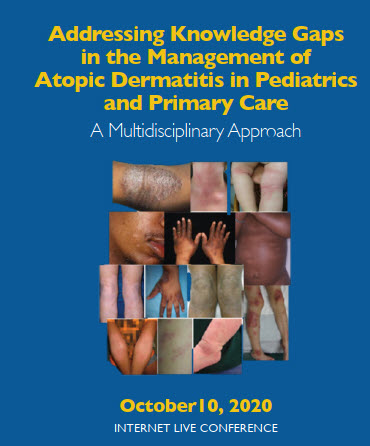 Addressing Knowledge Gaps in the Management of Atopic Dermatitis in Pediatrics and Primary Care: A Multidisciplinary Approach Banner